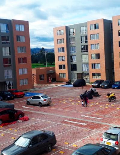 Proyecto Rubí parqueadero